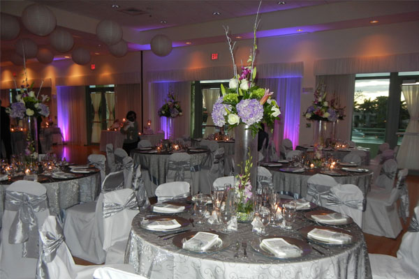 una boda en color plata flores online shop magazine