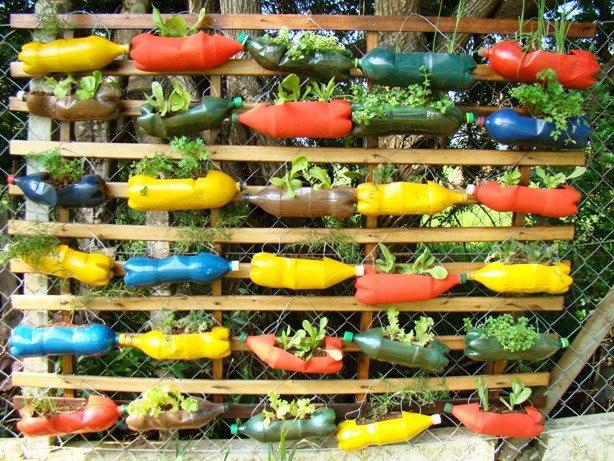 Maceteros originales flores online shop magazine for Ideas originales para jardines