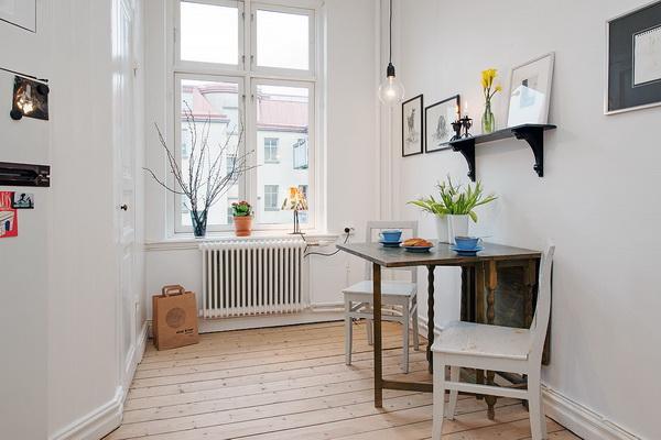 Decorar en blanco un apartamento de estilo nordico - Decorar estilo nordico ...