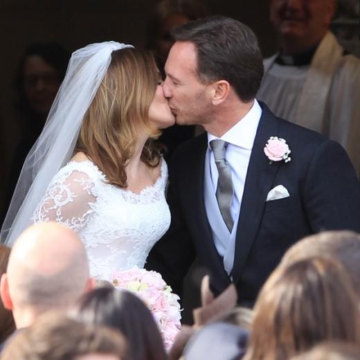 boda de Geri Halliwell13