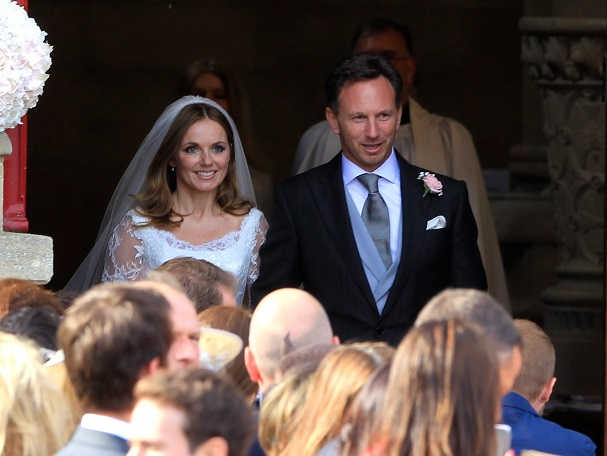 boda de Geri Halliwell3 - LAS FOTOS Y EL VÍDEO DE LA BODA DE GERI HALLIWELL