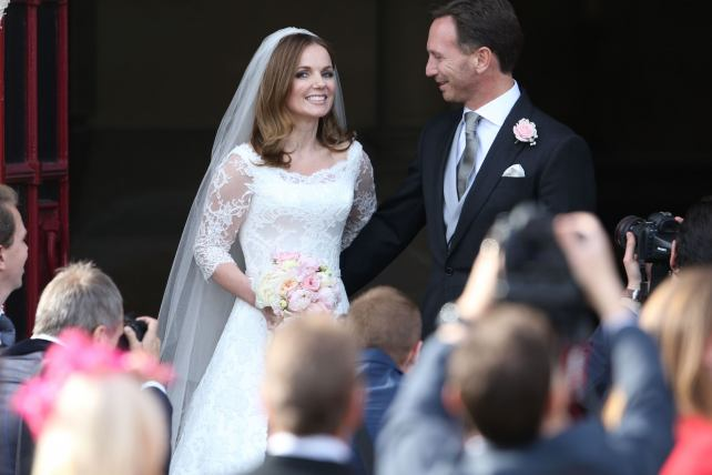 boda de Geri Halliwell6 - LAS FOTOS Y EL VÍDEO DE LA BODA DE GERI HALLIWELL
