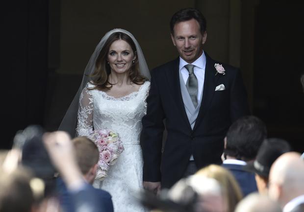 boda de Geri Halliwell7 - LAS FOTOS Y EL VÍDEO DE LA BODA DE GERI HALLIWELL