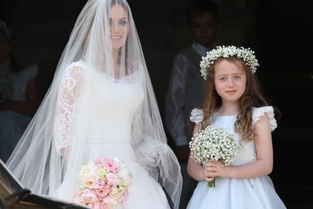 boda de Geri Halliwell8 - LAS FOTOS Y EL VÍDEO DE LA BODA DE GERI HALLIWELL