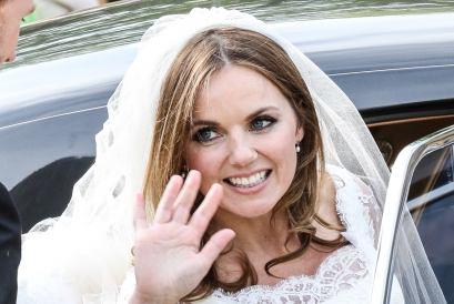 boda de Geri Halliwell9 - LAS FOTOS Y EL VÍDEO DE LA BODA DE GERI HALLIWELL
