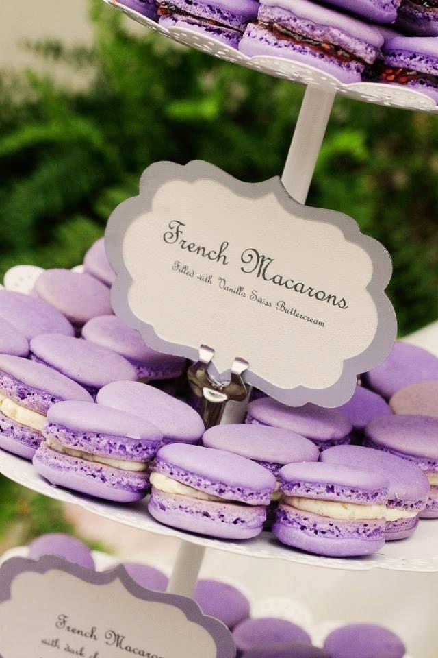 Como preparar las mesas de dulces para bodas