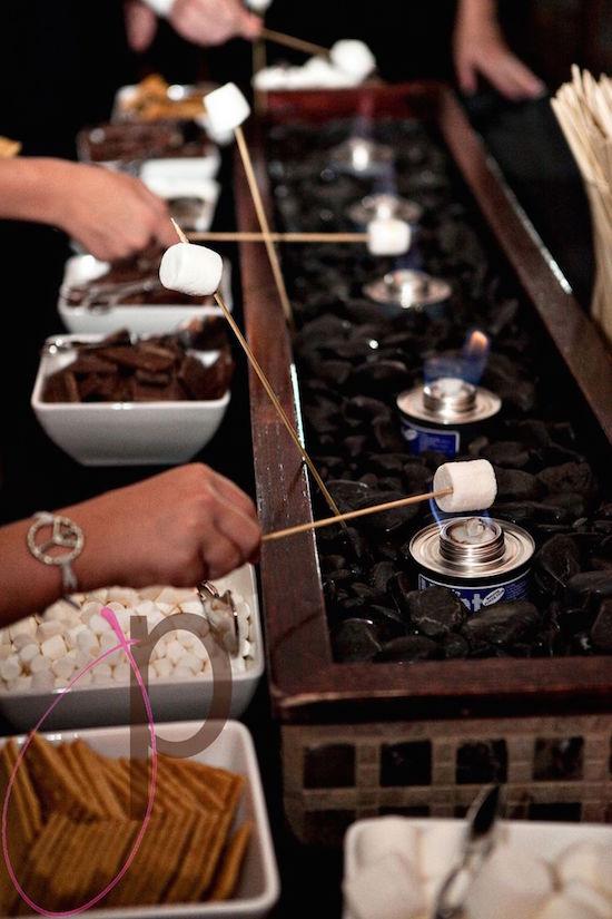 mesas de dulces para bodas originales