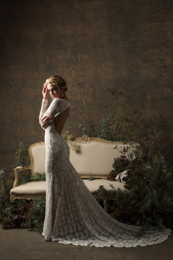 Dreamers Lovers Wedding Dress Collection4