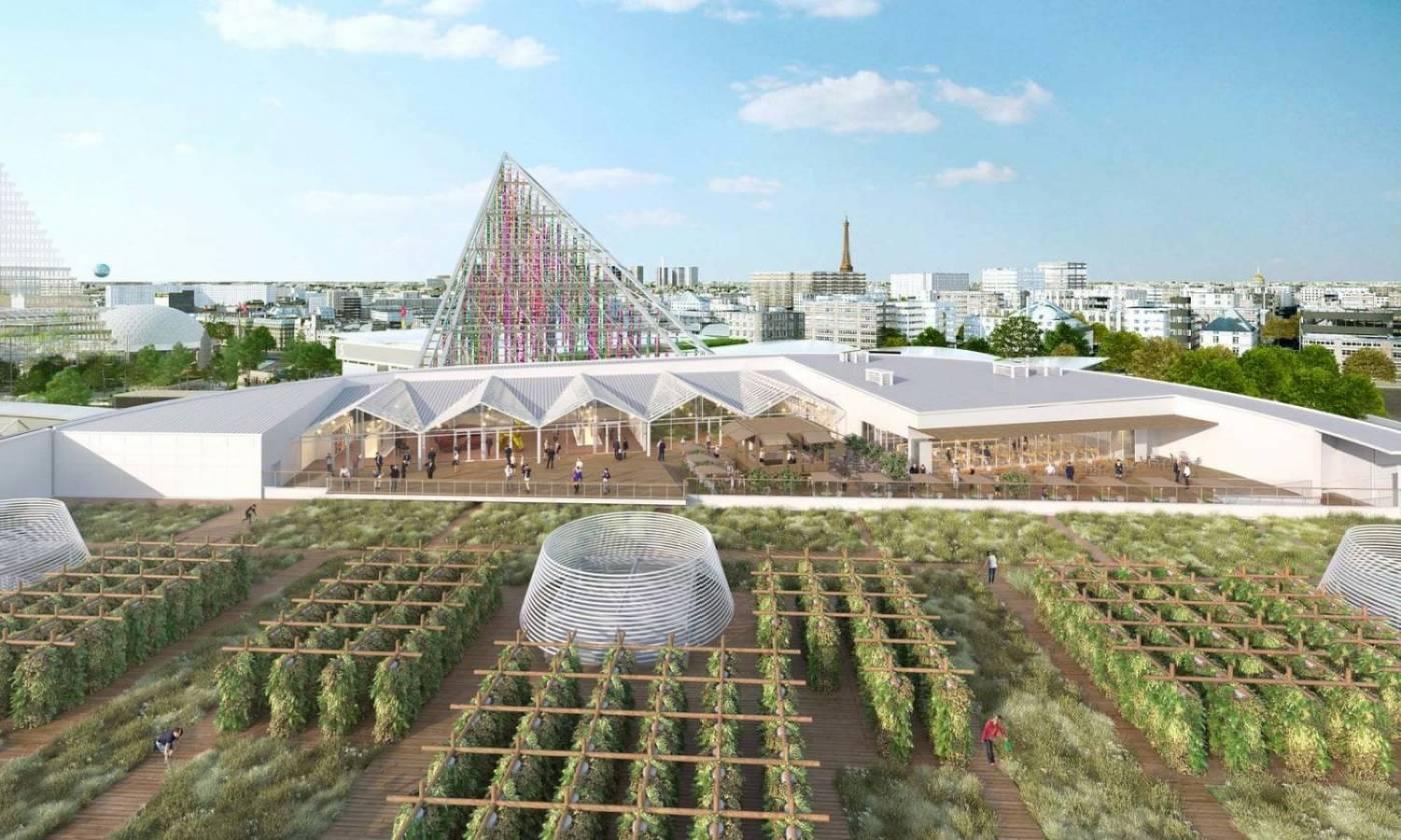Una granja urbana en París va a ser la más grande del mundo
