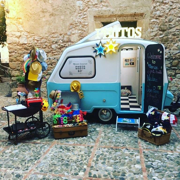 Caningam eventi, todo para bodas vintage en Italia