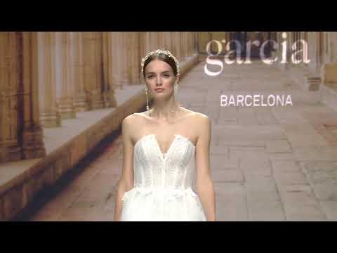 coleccion inmaculada garcia 2020 - colección Inmaculada García 2020: vestidos shorts para novia