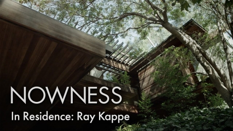 la casa del arquitecto ray kappe