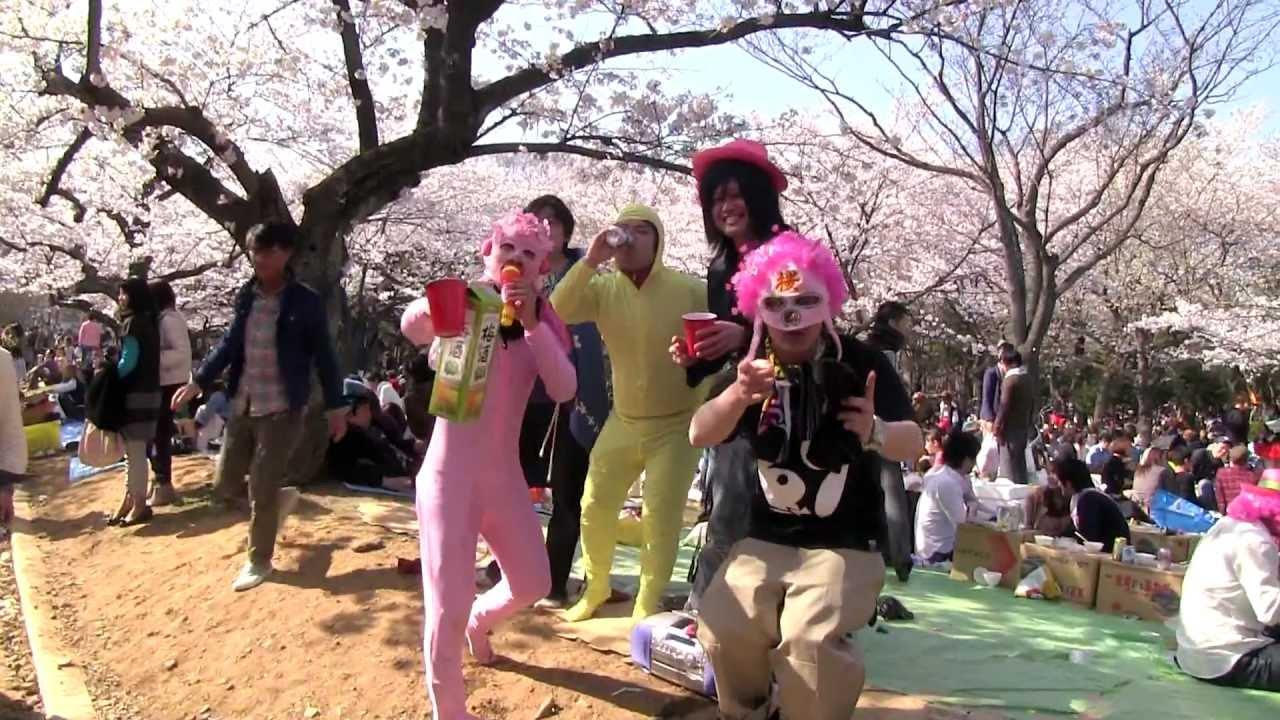 parques de tokio yoyogi o la def