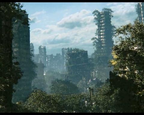 ruin nos muestra el apocalipsis